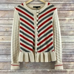 Marc by Marc Jacobs Wool Button Up Cardigan- Small